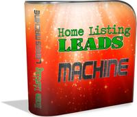 Home Listing Leads Software